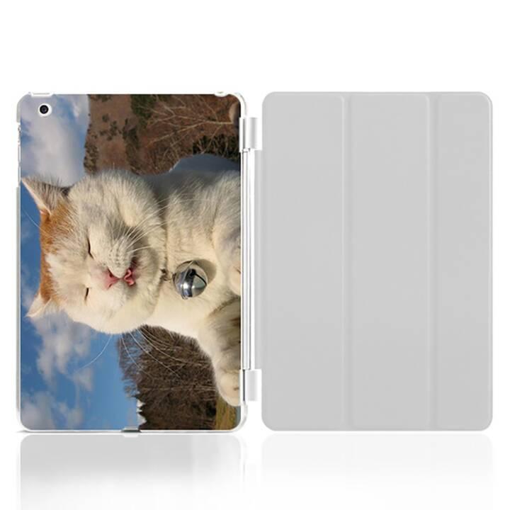 """EG iPad Hülle für Apple iPad 9.7 """"2/3/4 - Katze"""
