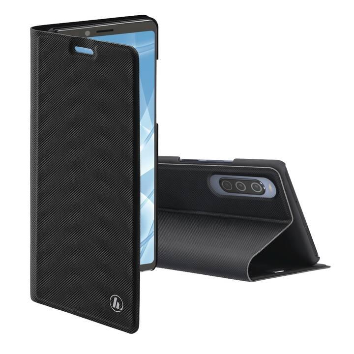 HAMA Softcase Booklet Slim Pro  (Xperia 10 II, Noir)