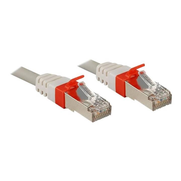 Câble patch LINDY 3 m, gris