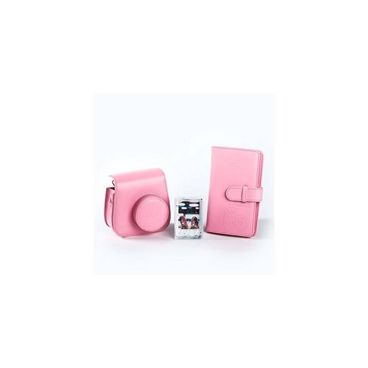 FUJIFILM Sacoche photo (Pink)