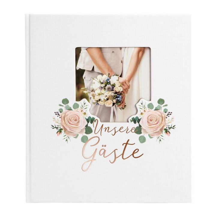 GOLDBUCH Just Married Album fotografico (Multicolore)