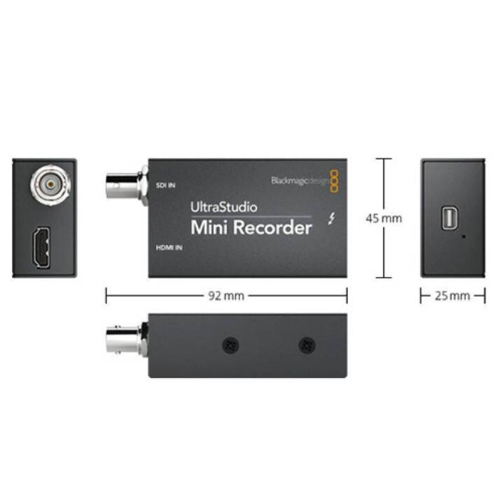 BLACKMAGIC DESIGN Mini Recorder