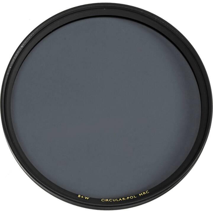 Filtre Pola N&B circulaire, 77 mm