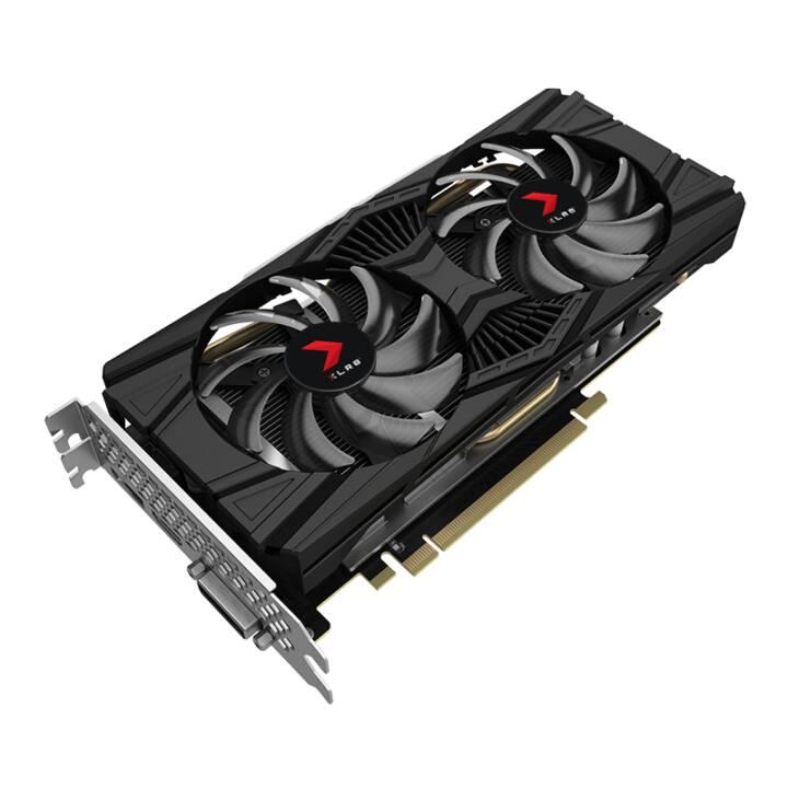 PNY TECHNOLOGIES Nvidia GeForce GTX 1660 Ti (6 GB, Gaming)