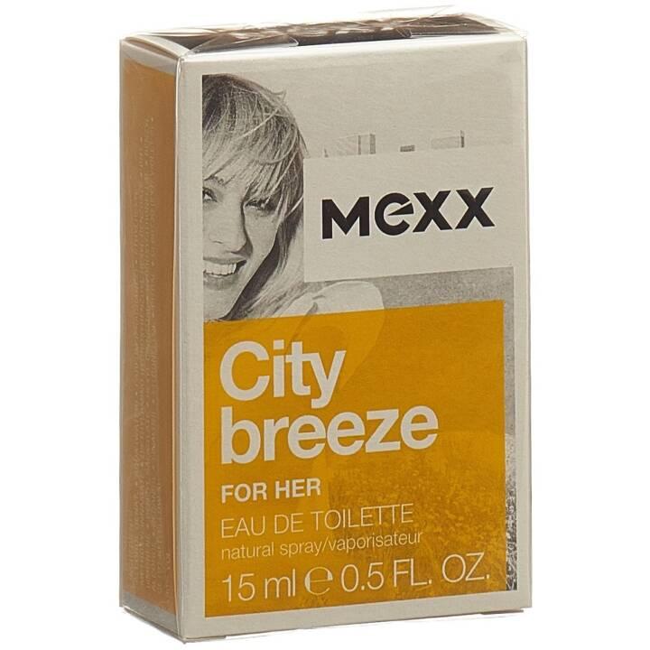 MEXX City Breeze (15 ml, Eau de Toilette)