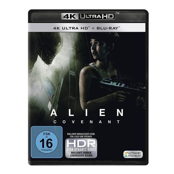 Alien Covenant 4K