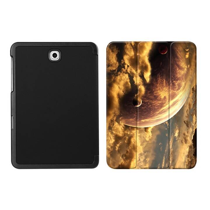 """EG MTT Housse tablette pour Samsung Galaxy Tab S2 8"""" - Univers"""