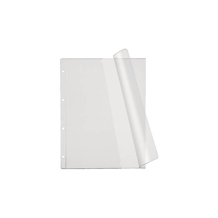 KOLMA RACER Dokumentenhülle ExtraSolid A4 transparent 10 Stück
