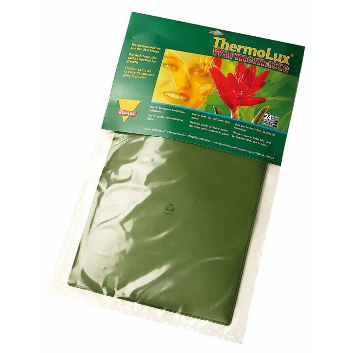 Thermolux Wärmematte, 25x35cm, 15W, grün