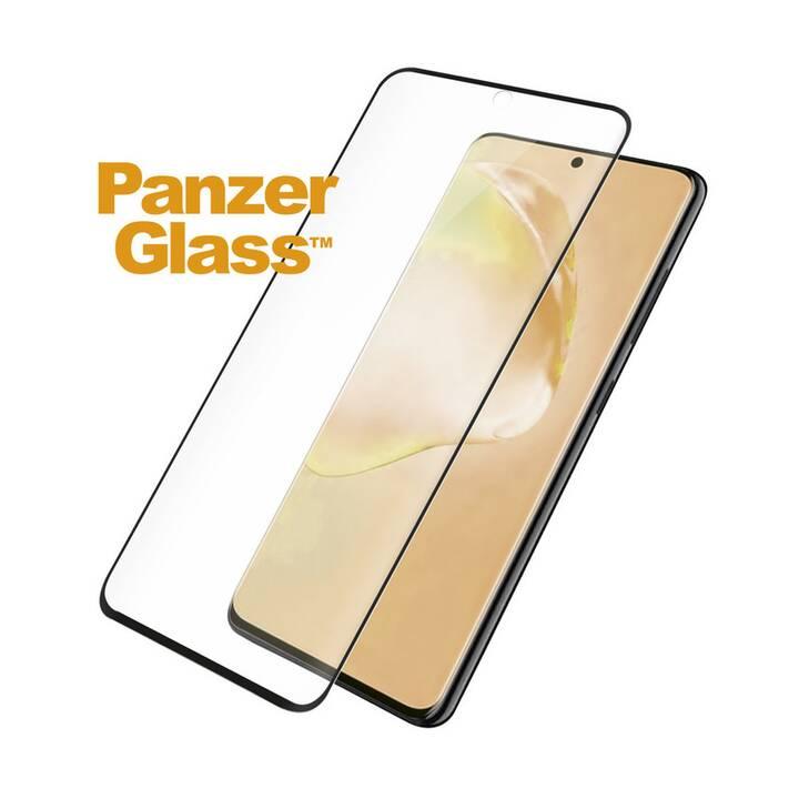 PANZERGLASS Vetro protettivo da schermo Case Friendly (Chiara, Galaxy S20 Ultra)