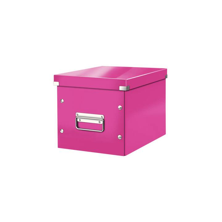 LEITZ Click&Store Cube M 260 x 43 x 260 mm rose