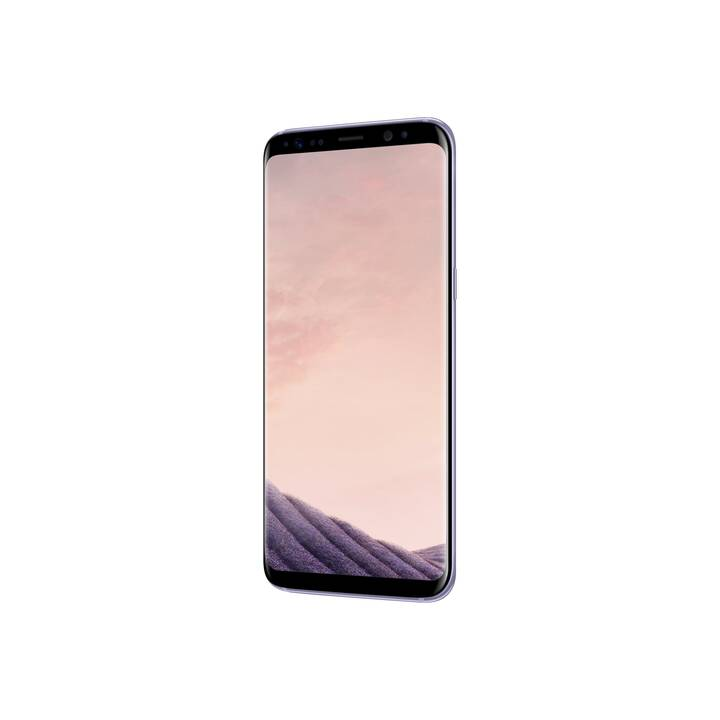 "SAMSUNG Galaxy S8 (5.8"", 64 GB, 12 MP, Orchid grey)"
