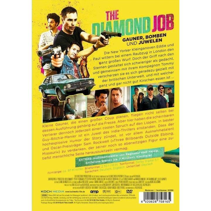 The Diamond Job - Gauner, Bomben und Juwelen (DE, EN)