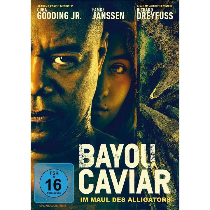 Bayou Caviar - Im Maul des Alligators (EN, DE)