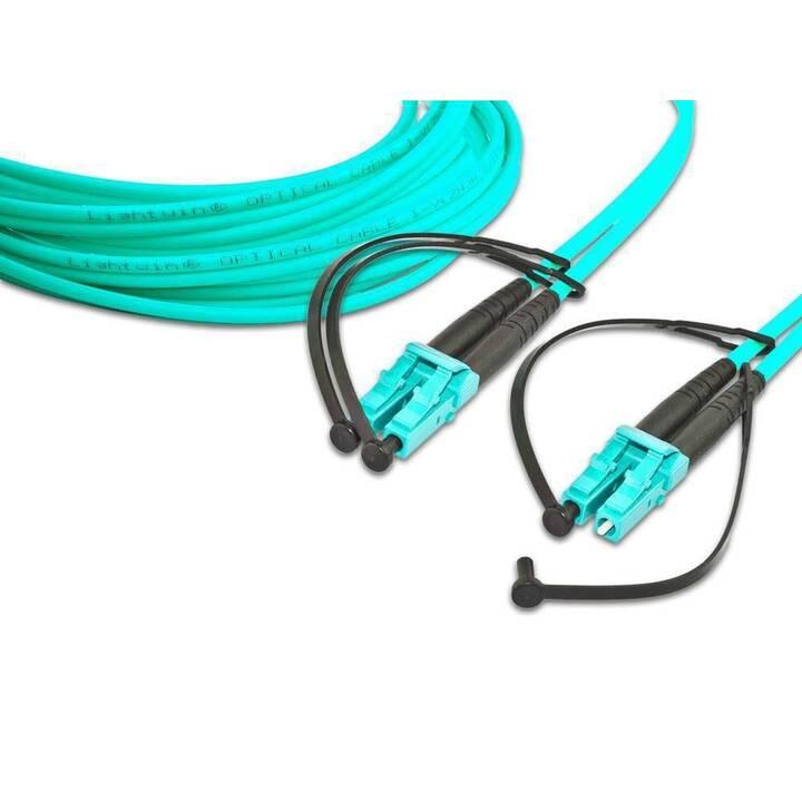 LIGHTWIN Cavo di rete (LC Multi-Mode, 1 m)