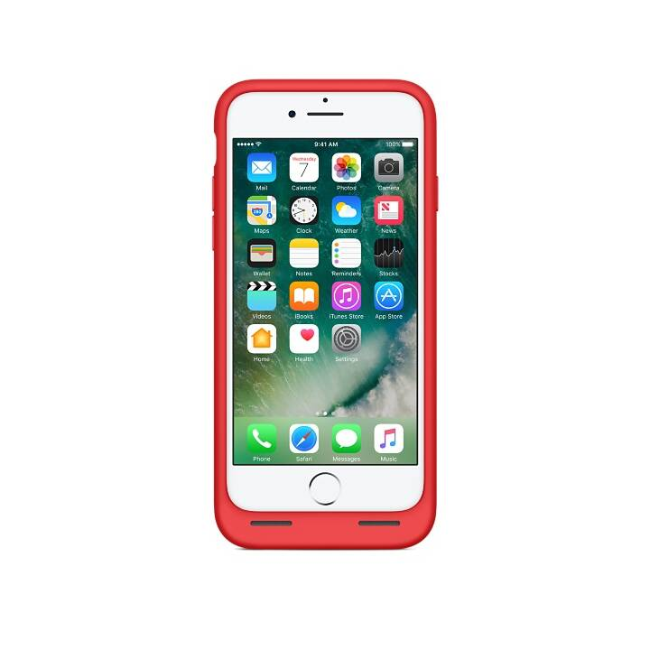 APPLE (PRODUCT) RED Power Case iPhone 7 / 8