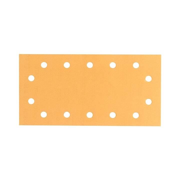 BOSCH Fogli di carta abrasiva K120 (120, 50 pezzo)