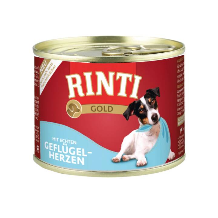 RINTI Alimentation humide (185 g, Adulte)