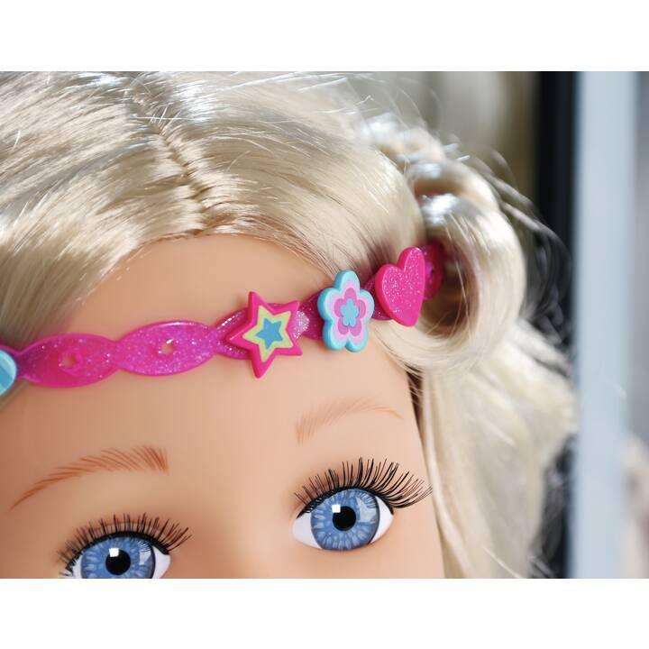 ZAPF CREATION Beauty Sister maquillage et tête de coiffage