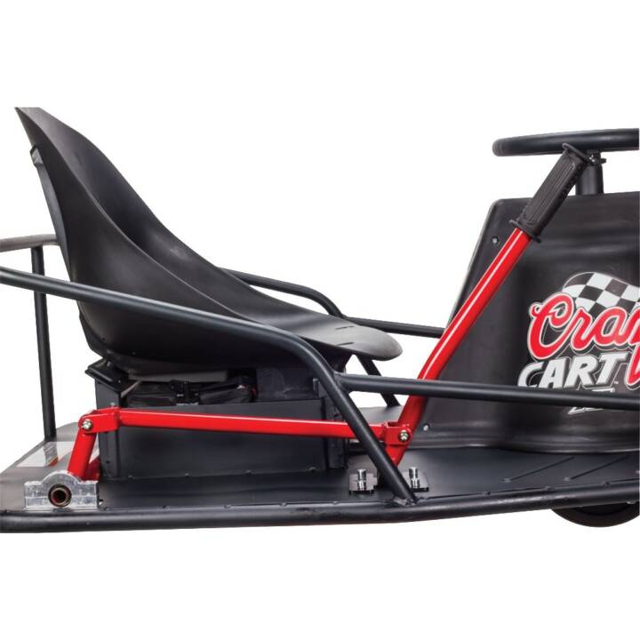 RAZOR Crazy Cart XL (27.4 km/h, Electric Ride-on)