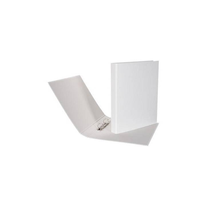BIELLA Ringo-Plast legante per anelli A4 bianco 2 anelli 20 mm