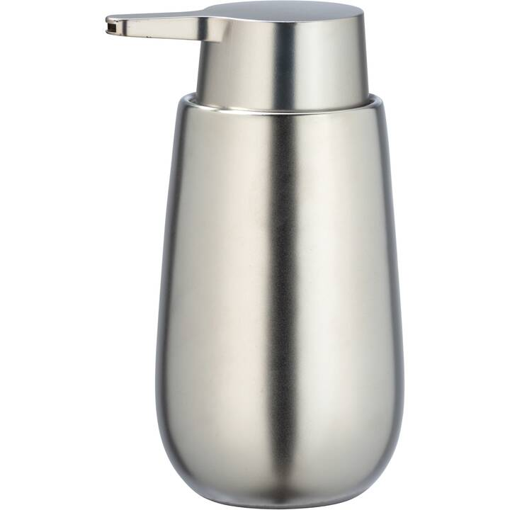 WENKO Distributeur de savon Badi (Chrome, 360 ml)
