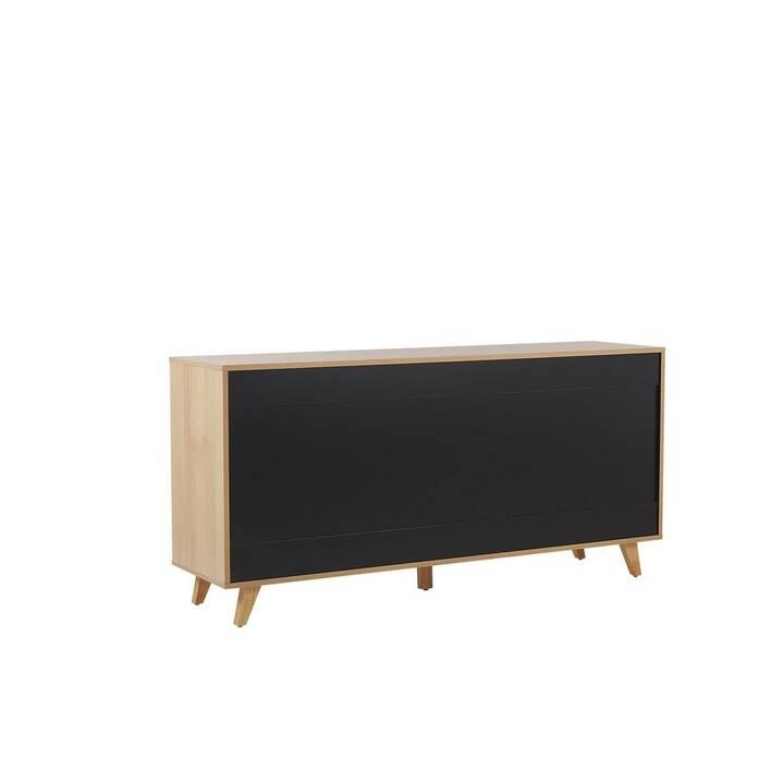 BELIANI Ilion Sideboard (76 cm x 155 cm x 40 cm)