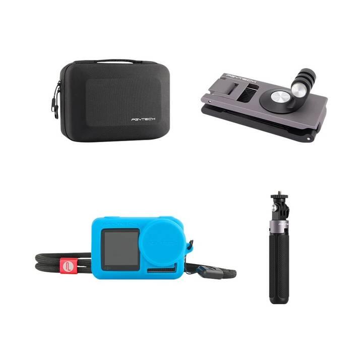 PGYTECH Travel Set Diversi accessori (Nero, Blu)