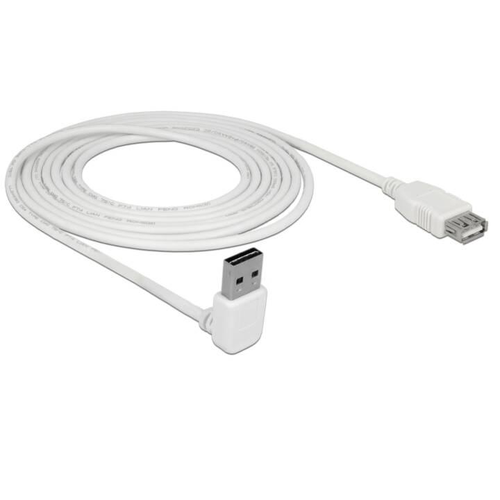 DELOCK Easy USB-Verlängerungskabel - 3 m
