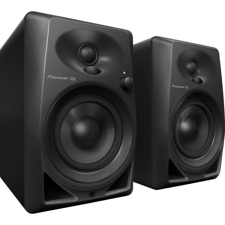 PIONEER DM-40 (42 W, Haut-parleurs du moniteur, Noir)