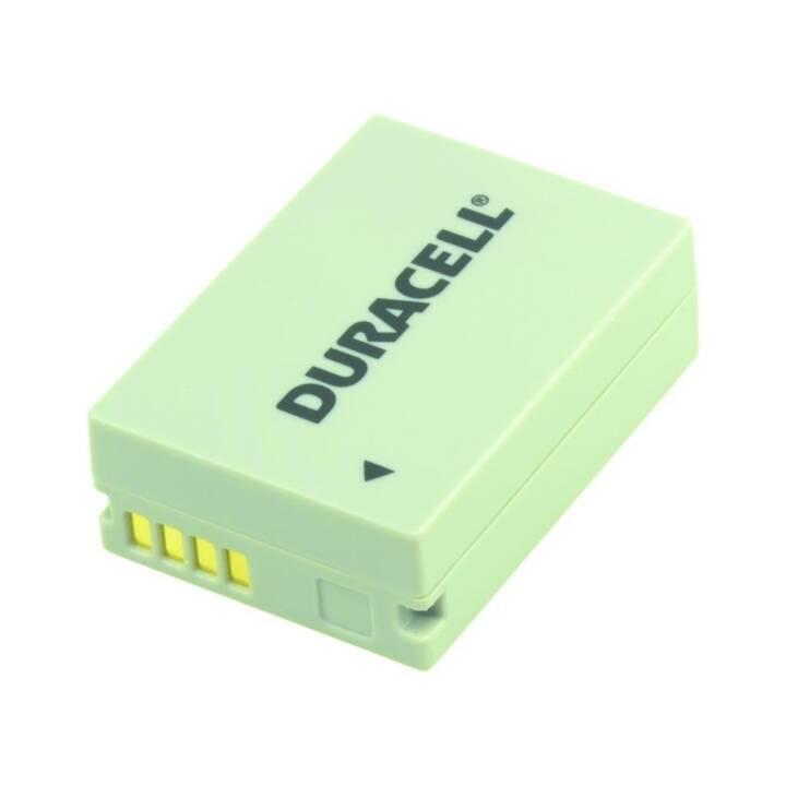 DURACELL NB-10L Batteria della fotocamera digitale, ioni di litio, 820 mAh