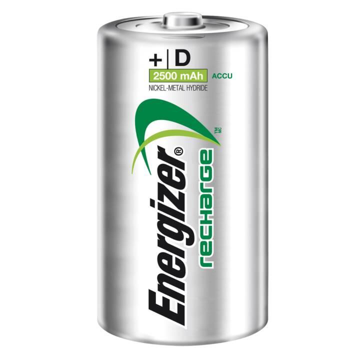 ENERGIZER Power Plus Batteria (D / Mono / LR20, 2 pezzo)