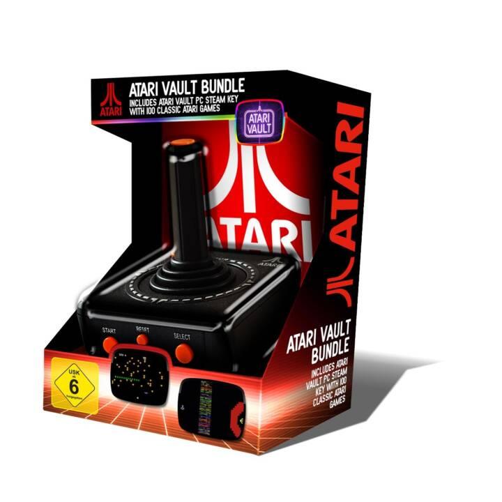 PQUBE Atari Vault PC Bundle