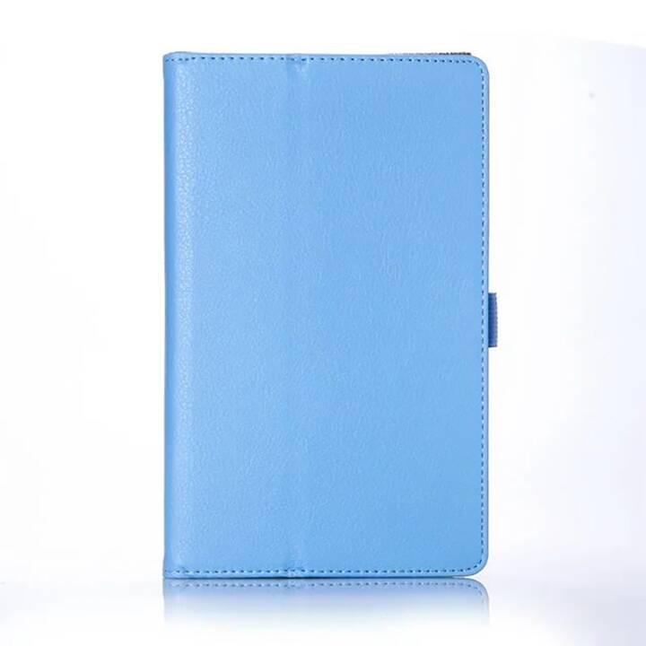 """EG étui à rabat pour Lenovo Tab 3 7 Essential 7"""" - bleu clair"""