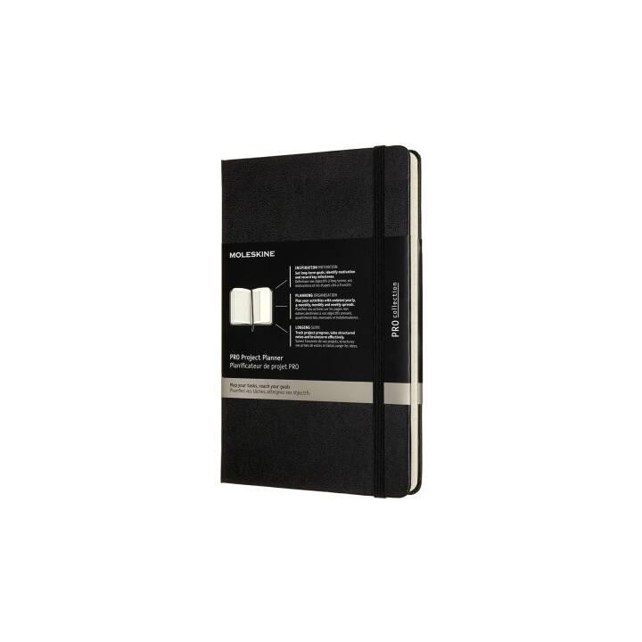 MOLESKINE Notizbuch Pro (A5, Liniert)