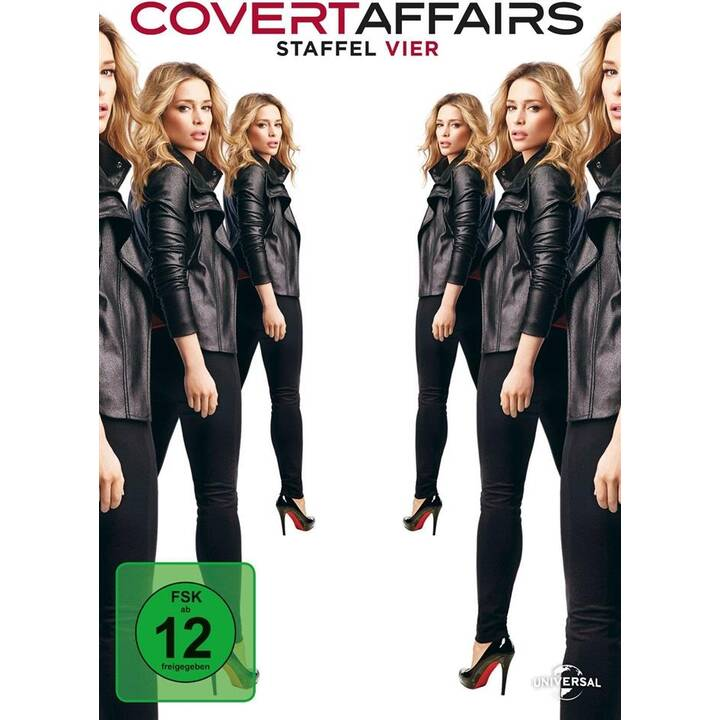 Covert Affairs Saison 4 (DE, EN)