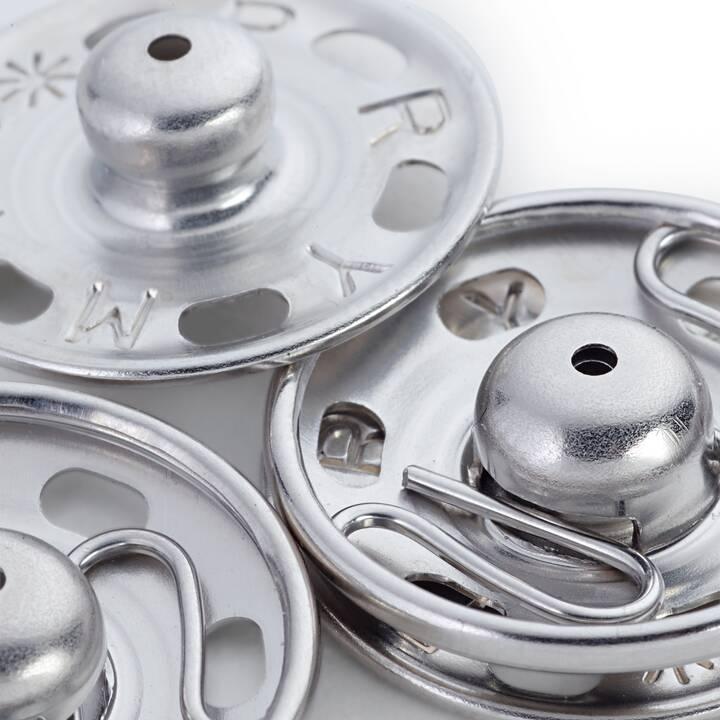 PRYM GROUP Mélange de boutons (Argent, 3 pièce)