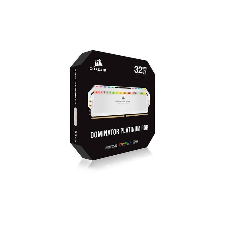 CORSAIR CMT32GX4M4C3600C18W (4 x 8 GB, DDR4-SDRAM, DIMM 288-Pin)