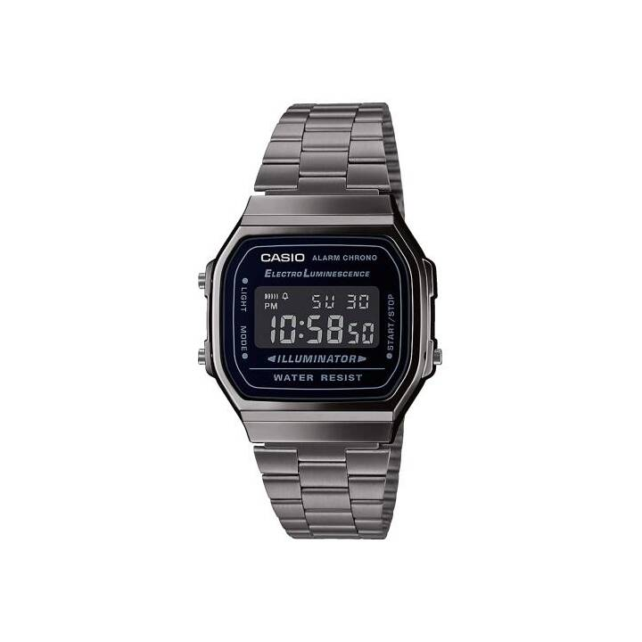 CASIO A168WEGG-1BEF (Digitaluhr, Quarz)