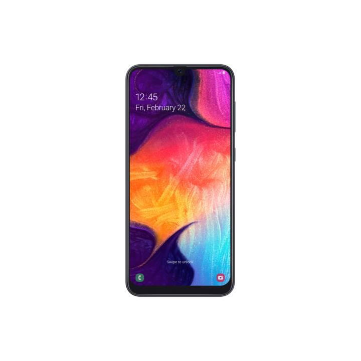"""SAMSUNG Galaxy A50 (6.4"""", 128 GB, 25 MP, Nero)"""