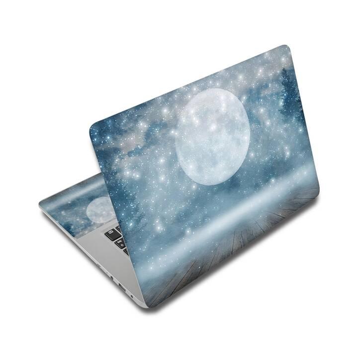 """EG adesivo per laptop 14"""" - Luna"""