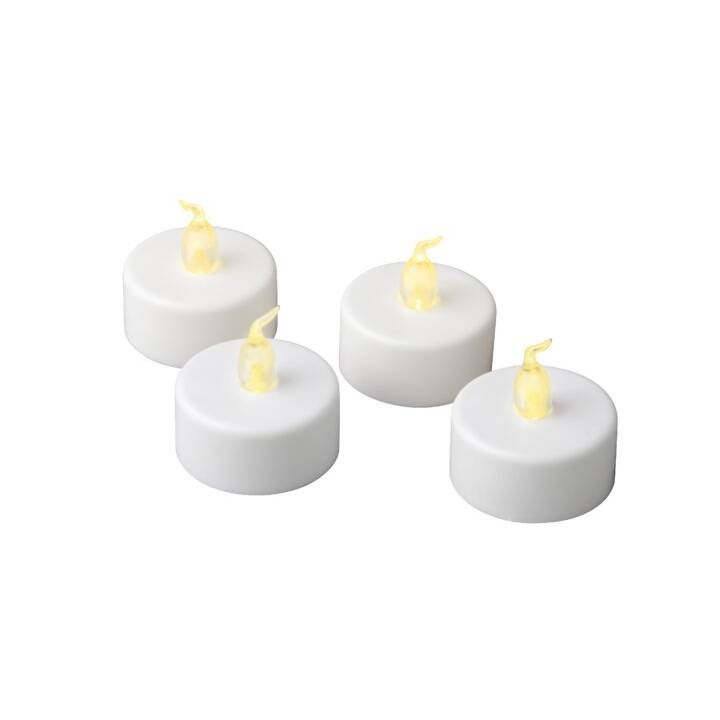 INTERTRONIC Tealight Bandes LED