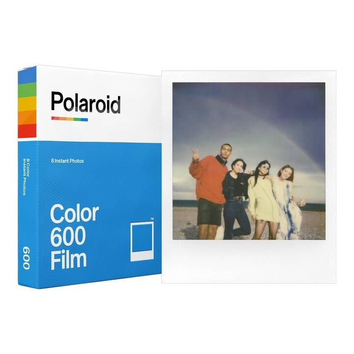 POLAROID Color 600 Sofortbildfilm (Polaroid 600, Weiss)