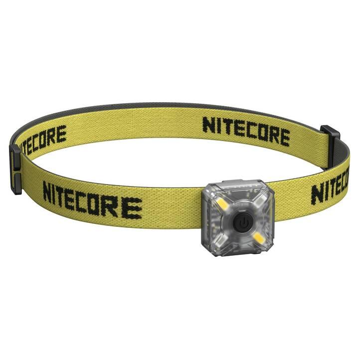 NITECORE Lampe frontale NU05 (LED)
