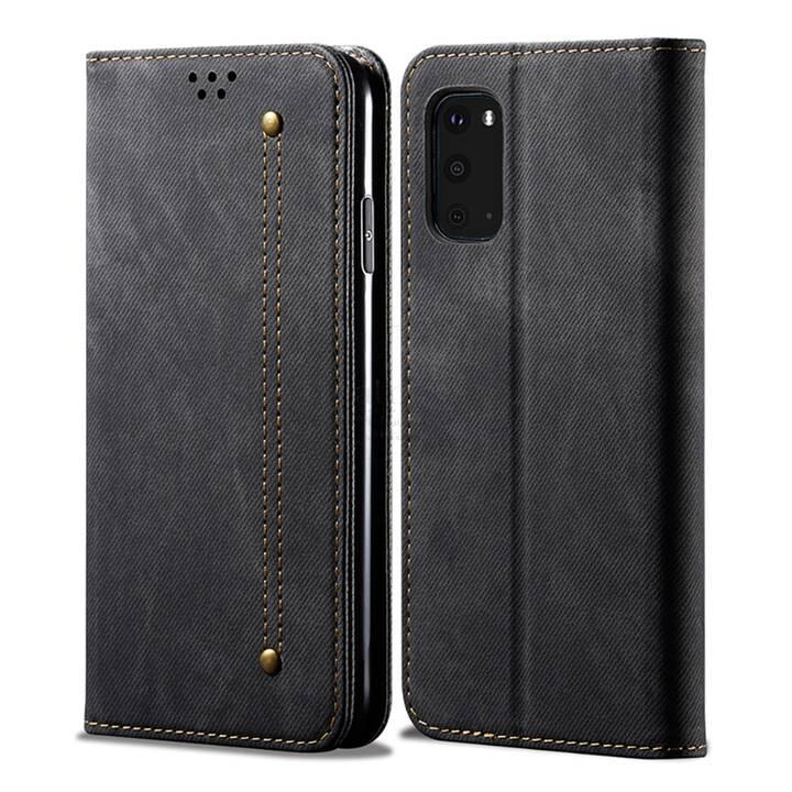 """EG Mornrise Wallet Case für Samsung Galaxy S20 6.2"""" 2020 - schwarz"""