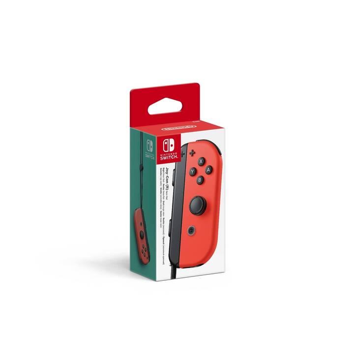 NINTENDO Joy-Con Gamepad (Rosso neon)