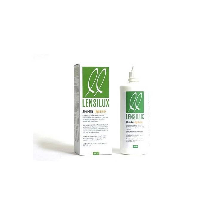 LENSILUX All-in-One Hyaluron 360 ml (Linsenpflegemittel)