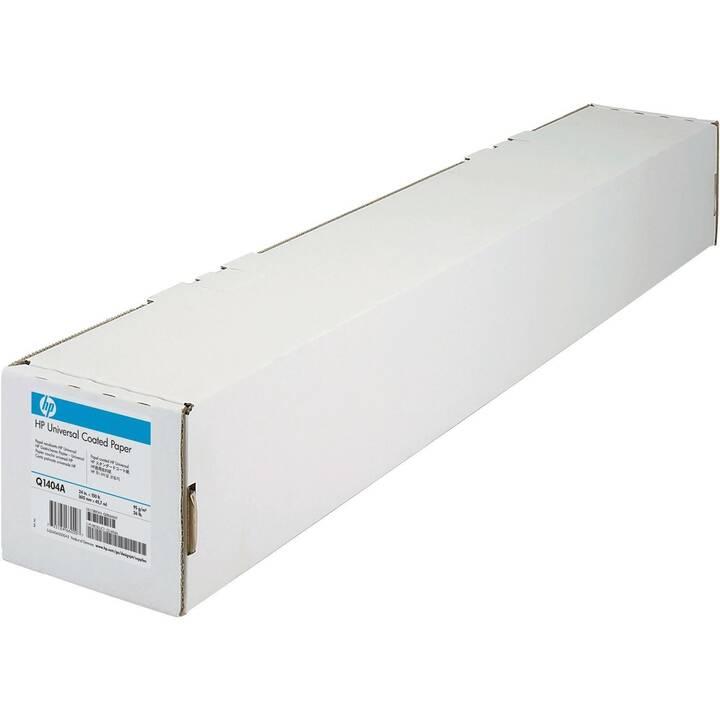 HP Q1404B Plotterpapier ( Rolle, 61 cm x 45,7 m)