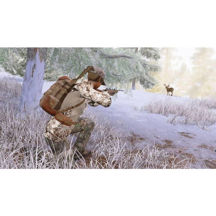 Simulateur de chasse (DE/FR/IT)