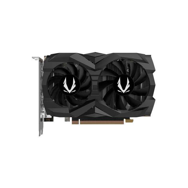ZOTAC Super TwinFan Nvidia GeForce GeForce GTX 1660 SUPER (6 Go, Gaming)